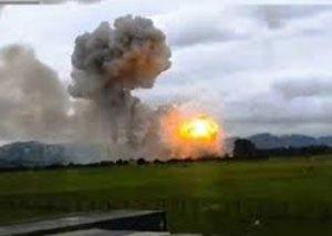 Vụ nổ kho pháo hoa tại Phú Thọ ngày 12/10/2013 làm 24 người bị chết và gần 100 người khác bị thương