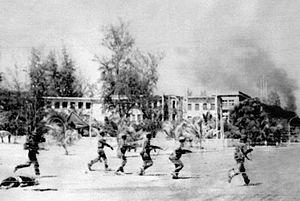 Quân đội Việt Nam chiếm Phnom Penh ngày 07/01/1979