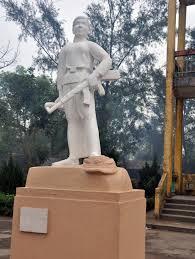 Tượng đài nữ Anh hùng, Liệt sĩ Hoàng Thị Hồng Chiêm
