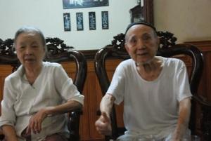 Ông bà Nguyễn Hanh
