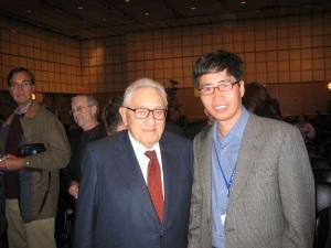Huy Đức & Kissinger