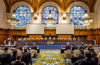 Tính nghiêm túc thiêng liêng cao cả của Tòa án công lý quốc tế ICJ