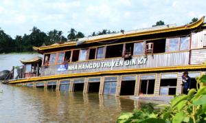 Vụ chìm tàu Dìn Ký cướp đi sinh mạng của 16 người – Ảnh: Dân Trí