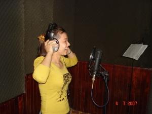Cô giáo Minh Nhật - người thể hiện bài hát