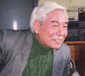 Nhà văn Trần Đĩnh