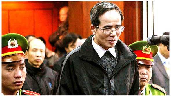 Luật sư Lê Quốc Quân nằm trong số những người mà Washington muốn Hà Nội thả