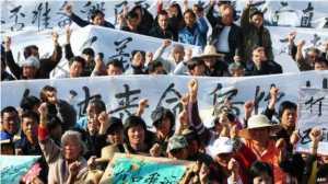 Bạo loạn ở Vân Nam bắt đầu là một cuộc biểu tình