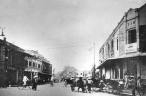 Một góc Phố Chợ Sắt xưa