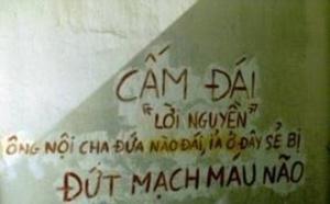 Một cảnh báo độc đáo NHẤT thế giới, có lẽ chỉ có ở Việt Nam