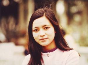 Ái Vân năm 1975