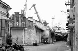 Bến Sáu Kho (Hải Phòng) - Ảnh: Internet