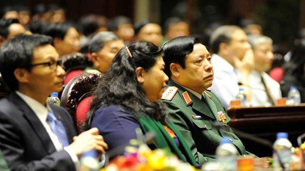 Chương trình được dư luận quan tâm một phần do sự có mặt của Đại tướng Phùng Quang Thanh.
