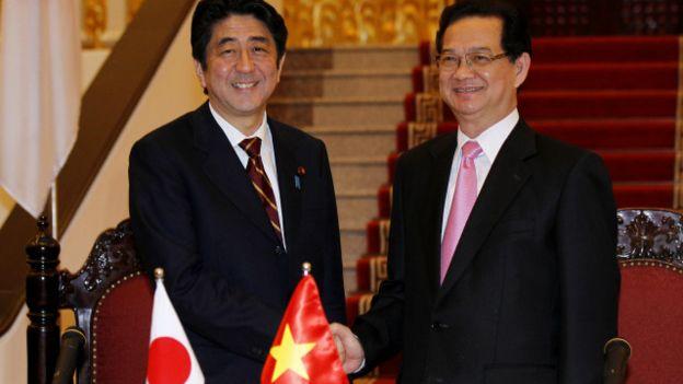 Giới lãnh đạo Nhật Bản và Việt Nam ngày nay không đề cập tới những gì xảy ra thời Thế chiến Hai.