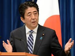 Thủ tướng Nhật Shinzo Abe