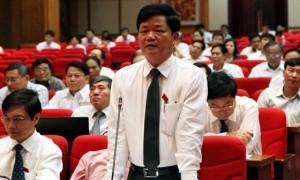 Chánh văn phòng UBND - người phát ngôn tỉnh Vĩnh Phúc Bùi Minh Hồng (Ảnh: Năng Lượng Mới)