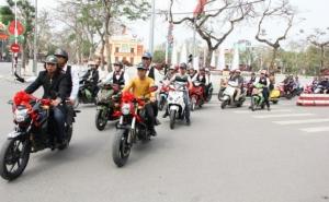 Ngã tư Cầu Đất - Trần Phú bây giờ