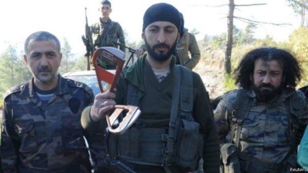 Dân quân Turkmen ở Syria