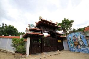 Biệt phủ trên núi Hải Vân của đại gia Ngô Văn Quang (Ảnh: VnExpress)