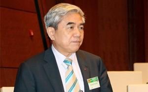 Bộ trưởng KH&CN Nguyễn Quân. Ảnh: Nguyễn Tân - Nguồn ảnh: VTC News