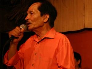 Nghệ sĩ Lộc Vàng hiện nay - Ảnh: Nguyễn Đình Toán