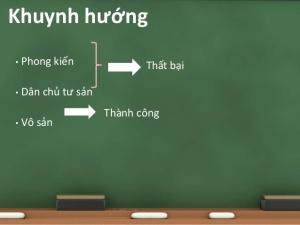 """Một bài giảng quen thuộc dưới """"mái trườn XHCN"""" (Internet)"""