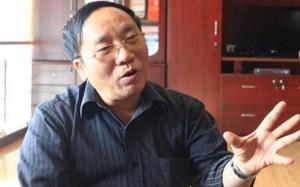 Nhà thơ Trần Đăng Khoa.