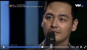 """MC Phan Anh trong chương trình 60 phút mở, chủ đề """"chia sẻ trên mạng xã hội để làm gì"""""""