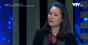 """Nhà báo Tạ Bích Loan và chương trình 60 phút mở """"Từ thiện là vì ai?"""""""