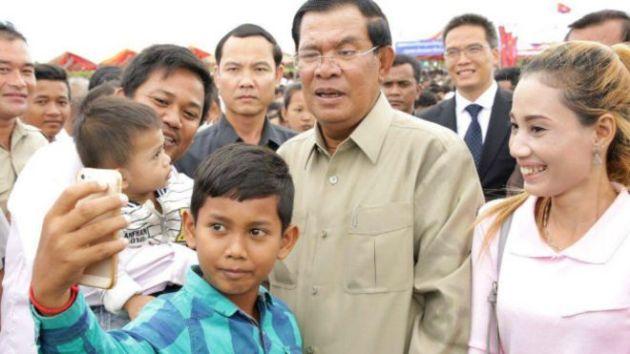 Ông Hun Sen là người chú trọng truyền thông xã hội