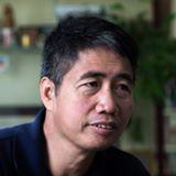 Nhà báo Huy Đức (nguồn FB Truong Huy San)