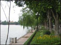 Hồ Gươm là một trong những niềm tự hào của Hà Nội
