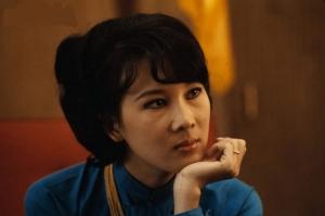 Hoa khôi Sài Gòn Đặng Tuyết Mai thời trẻ