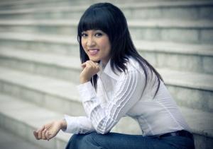 Ca sĩ Thanh Thúy (Hình: Internet)